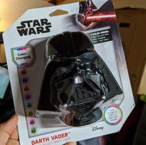 Darth Vader nightlight
